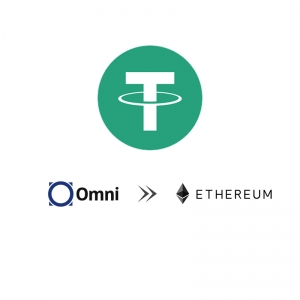 Tether Omni to Ethereum